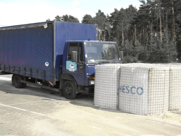 Hesco Bastion Concertainer  - 4 x MIL1