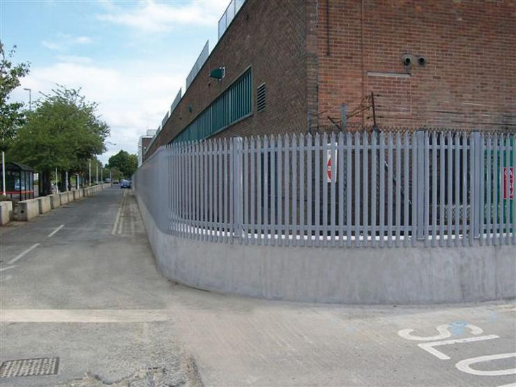 BSecB 50-900 Security Barrier